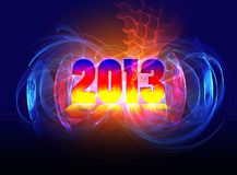 There comes 2013 Stock Photos