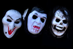There horror mask Stock Photography