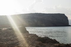 Although there is little awareness among the Cyclades islands, it is an island koufonisia that attracts attention with its beautif stock photos
