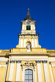 Theresa City Parish Church in Budapest Stock Image