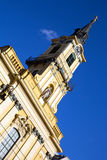 Theresa City Parish Church in Budapest Stock Photo