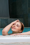Thermal bath Royalty Free Stock Photo