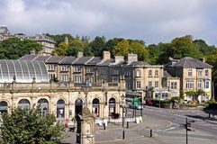 Thermal Baths, Buxton. Royalty Free Stock Photos