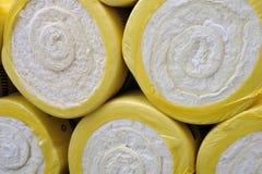 thermal del materiale di isolamento Immagini Stock Libere da Diritti