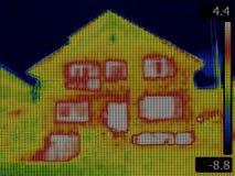 Thermal Imaging stock photo