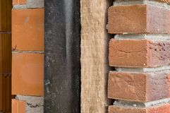 Thermal insulation Royalty Free Stock Image