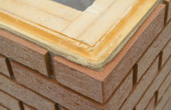 Thermal insulation Royalty Free Stock Photos