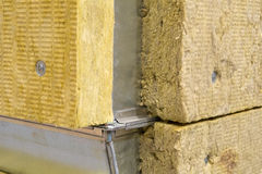 Thermal insulation Royalty Free Stock Photography