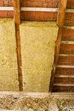 Thermal insulation Stock Image