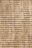 Thermal insulation background Royalty Free Stock Photos