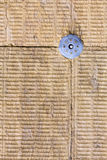 Thermal insulation of walls Royalty Free Stock Photo