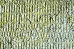 Thermal insulation wool background Royalty Free Stock Images