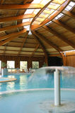 Thermal pool Stock Image