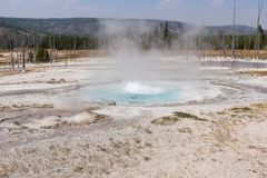 Thermal Pool Stock Images