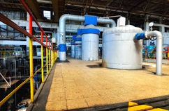 Thermal power plant #17 Royalty Free Stock Photos