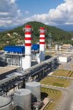 Thermal power plant Stock Photography