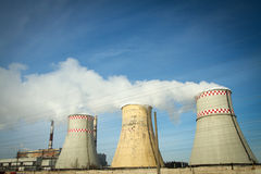 Thermal power Royalty Free Stock Photography