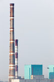 Thermal power-station Stock Photos