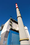 Thermal power station Stock Image