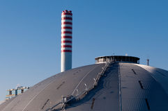 Thermal power station Stock Photography