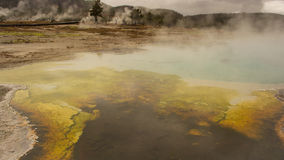 Thermal Spring Stock Photography