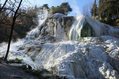 Thermal springs Stock Images