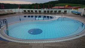 Therme Stegersbach Photographie stock