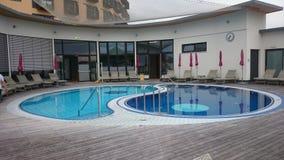 Therme Stegersbach. Luxus, Sauna, swimming stock image