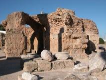 Thermes Antoninus Pius Στοκ φωτογραφία με δικαίωμα ελεύθερης χρήσης