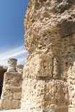 Thermes of Antoninus Pius at Carthage Royalty Free Stock Images