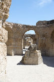 Thermes of Antoninus Pius at Carthage Stock Photo