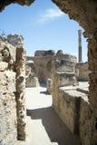 Thermes of Antoninus Pius at Carthage Stock Photo