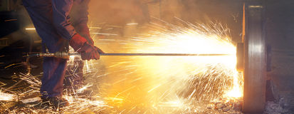 Thermic Lance Stock Images
