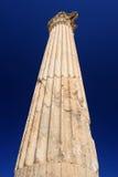 Thermische baden van Antonin in Carthago Stock Afbeeldingen