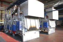 Thermische oven Stock Fotografie