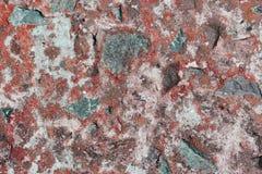 Thermische steen Stock Foto