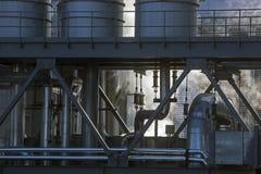 Thermische Triebwerkanlage lizenzfreie stockbilder