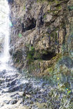 Thermische waterval Royalty-vrije Stock Afbeeldingen