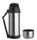 Thermo flask Royalty Free Stock Image
