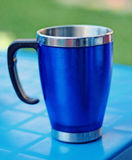 Thermo Mug Royalty Free Stock Photos
