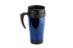 Thermocup blue Stock Images