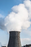 Thermoelectric plant Stock Images