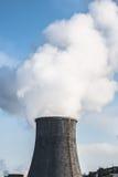 Thermoelectric växt Arkivbilder