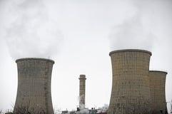 Thermoelektrische Anlage Stockfotografie