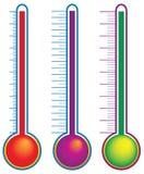 Thermomètre Image stock