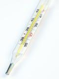 thermomètre médical Photographie stock