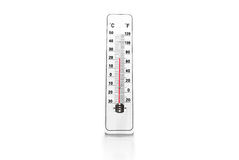 Thermometer Royalty-vrije Stock Foto's