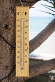 Thermometer Royalty Free Stock Photos