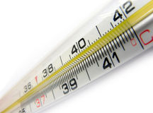 Thermometer Royalty-vrije Stock Foto