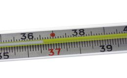 Thermometer Stock Afbeeldingen